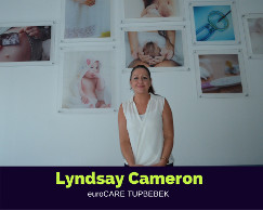 LYNDSAY CAMERON, Internationale Patietenberaterin