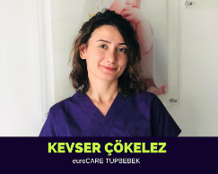 KEVSER ÇÖKELEZ, Embryologin / Laborspezialistin