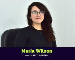 MARIA WILSON, IVF Beraterin